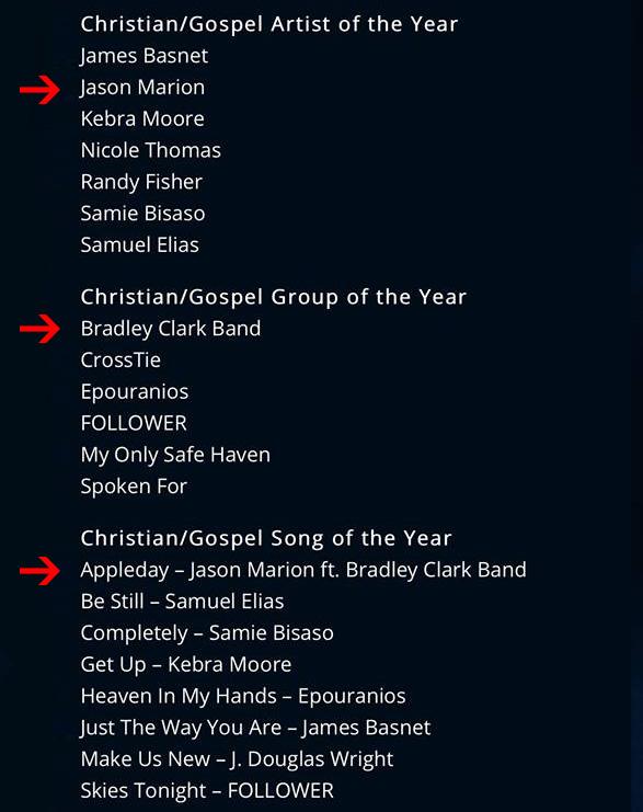 2015 Nomination
